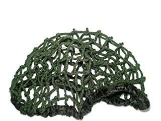 ANQIAO WWII WW2 US Soldier M1 Helmet Net Cover Heavy Duty, Green, Size No Size