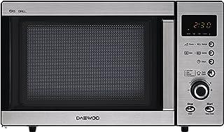 comprar comparacion Daewoo KOG-A8B5R Microondas, 23 litros, con grill, inoxidable