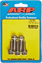 ARP 6121000 Stainless Steel 5/16-18 12-Point Bolts - Pack of 5