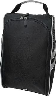 Golf Modern Golf Shoe Bag, Black/Grey