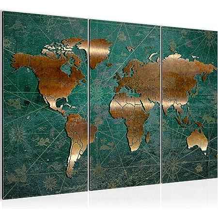 Carte murale ab/éc/édaire 70x100cm