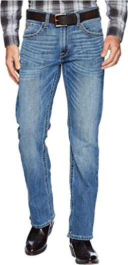 M4 Low Rise Bootcut Jeans in Ranger