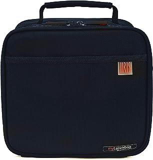 comprar comparacion IRIS Mini Lunchbox Pocket - Fiambrera, Color Negro