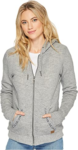 Roxy - Trippin Sherpa Fleece Top