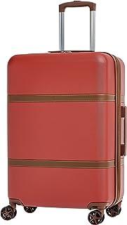 حقيبة سفر فينا بعجلات دوارة قابلة للتوسيع من امازون بيسكس