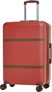 AmazonBasics Vienna Luggage Expandable Suitcase Spinner
