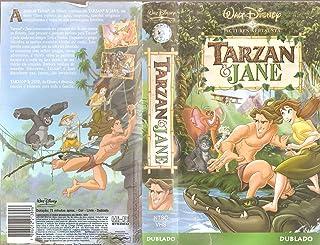 Tarzan & Jane - VHS Dublado