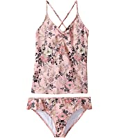Billabong Kids - Beach Beauty Tankini Set (Little Kids/Big Kids)