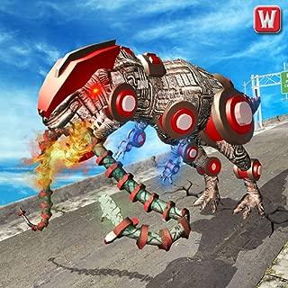 Underwater Robot Transform Future Transport Game