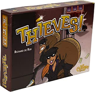 Calliope Games Thieves Game