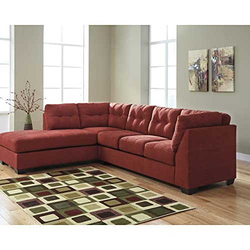 Red Sectional Sofa: Amazon.com