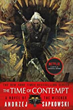 The Time of Contempt (The Witcher Book 4) (English Edition)