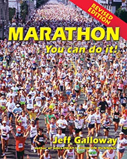 jeff galloway marathon you can do it