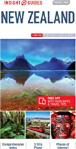 Insight Guides Travel Map of New Zealand, New Zealand Travel Guide (Insight Travel Maps)