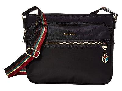 Hedgren Magical Medium Crossbody (Special Black) Handbags