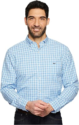 Vineyard Vines - Munroe Gingham Classic Tucker Shirt