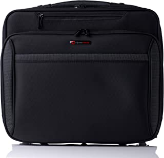 9ea0eeadc87b Alpine Swiss Rolling Laptop Briefcase Wheeled Overnight Carry on Bag Up to  15.6 Inches Notebook -