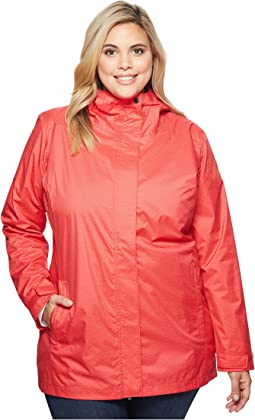 Columbia Plus Size Splash A Little II Jacket