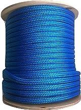 3/4 Inch Blue Double Braid Nylon Rope