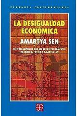 La desigualdad económica (Spanish Edition) Kindle Edition