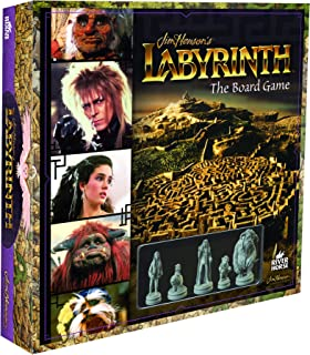 ALC Studios RHLAB001 Labyrinth The Movie Board Game