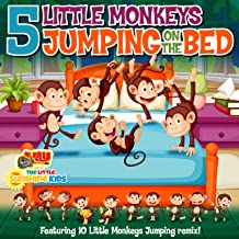 Best five little monkeys jumping on the bed song Reviews