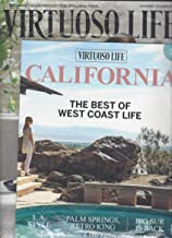 Virtuoso Life November / December 2018 & California, The Best of West Coast Life, L.A. Style, Palm Springs Retro King & other articles