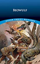 Beowulf (Dover Thrift Editions)