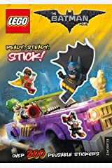 THE LEGO® BATMAN MOVIE: Ready Steady Stick! (Lego® DC Comics) Paperback