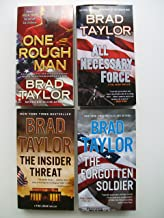Pike Logan Series (Partial Set of 4 Books) One Rough Man; All Necessary Force; The Insider Threat; The Forgotten Soldier
