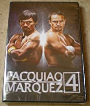DVD: QUATRO - Manny Pacquiao VS Juan Manuel Marquez 4, December 8, 2012