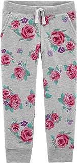 Girls' Logo Fleece Pants