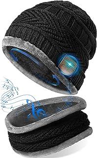 Regalos Hombre Originales Gorro Bluetooth - Ideas Regalo Hombre Adolescentes Amigo Invisible Regalos Papa Novio Navidad, G...