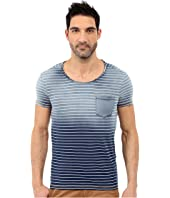 Mavi Jeans - Indigo Striped Tee