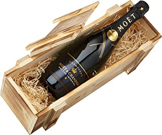 Moët & Chandon Nectar Impérial in Holzkiste 1 x 0.75 l