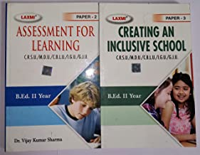 Creating An Inclusive School, Assessment For Learning in English Language