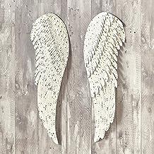 Gartendeko Wings Rust Precious Rust Angel garden decoration iron Angel Wings