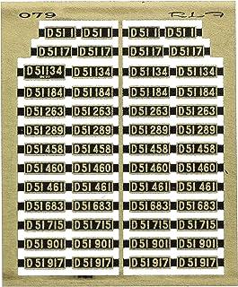 レボリューションファクトリー Nゲージ D51ナンバー東北方面1   RLF079