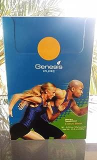 Genesis Pure Sports Preworkout E2 Dietary Supplement Citrus Blast 30 packets