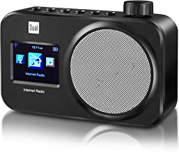 Dual IR 11 - Radio (Internet, Digital, 3 W, TFT, 6,1 cm (2.4