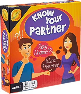Cheatwell Adult Fun Board Game, Know Your Partner