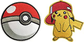 Best pokemon iron on patches Reviews