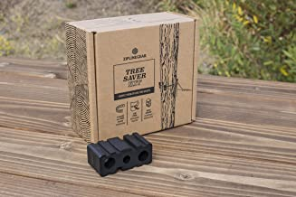 Zip Line Gear Tree Saver Block Kit (for 2 Trees)
