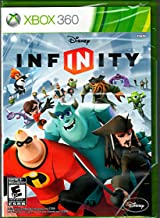 Disney Infinity Xbox 360 Replacement Game (Renewed)