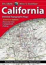 Best delorme atlas california Reviews