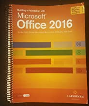 Building a Foundation with Microsoft Office 2016