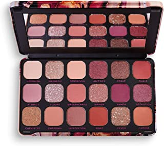 Makeup Revolution Eyeshadow Palette Forever Flawless Allure