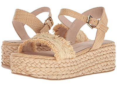 Chinese Laundry Ziba Sandal (Natural Straw) Women