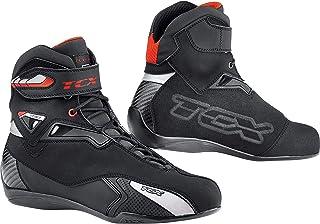 TCX Rush waterdichte motorfiets schoenen 42 Schwarz