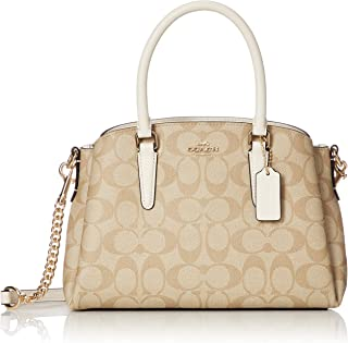 Coach Mini Sage Carryall In Signature Canvas F29434 IMDQC